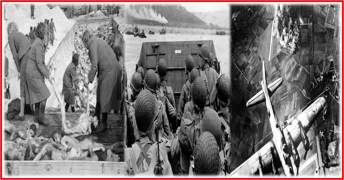 બીજા વિશ્વ યુદ્ધમાં 15 લાખ ભારતીયો શાહિદ થઇ ગયા હતા, બીજા વિશ્વ યુધ્ધની તસ્વીરો જોઈને તમે પણ દંગ રહી જશો….